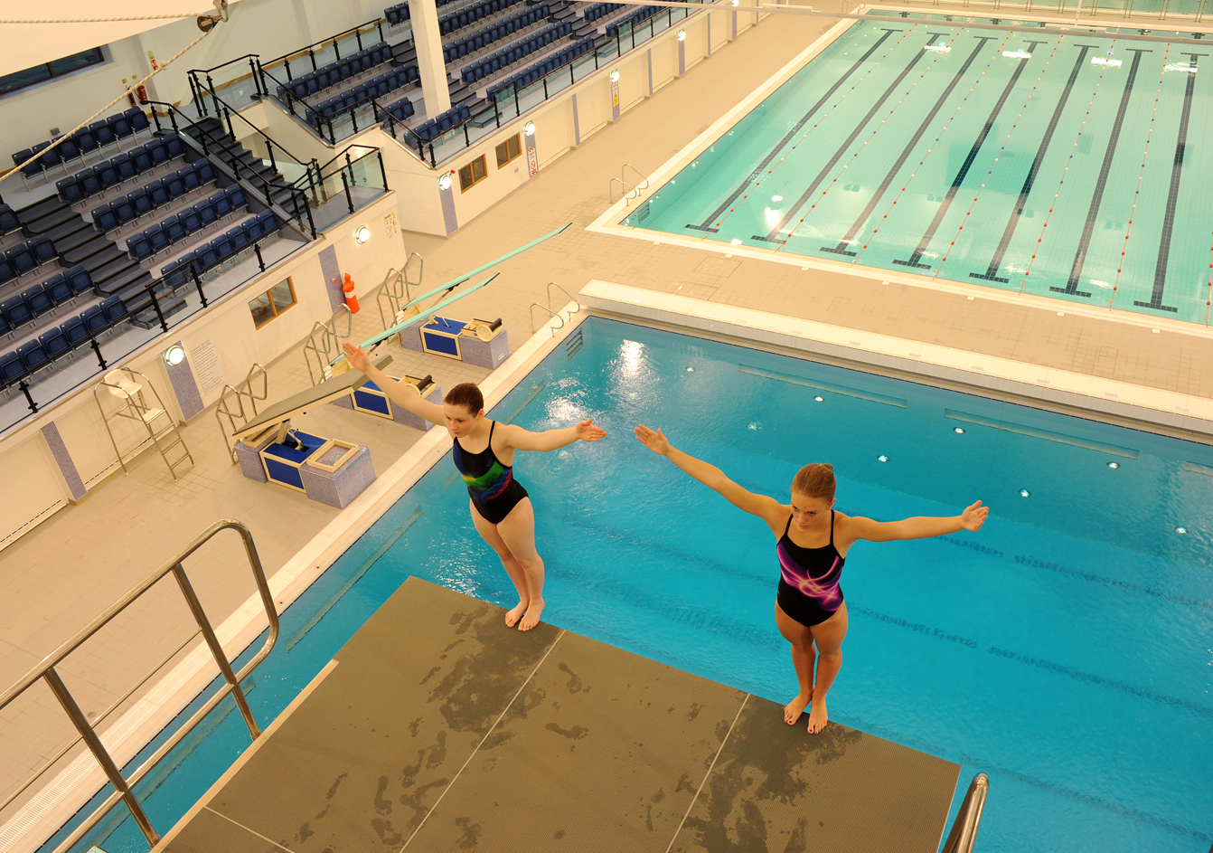 Archial Designed 13 5 Million Southend Swimming And Diving Centre Opens To The Public